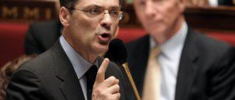 Французский политик и бывший министр умер от коронавируса