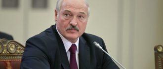 Лукашенко предостерег от чрезмерных действий в противодействии коронавирусу