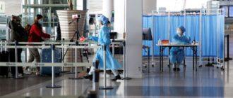 Власти Китая заявили о массовом завозе коронавируса из-за рубежа