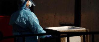 Число смертей от коронавируса в штате Нью-Йорк достигло 519
