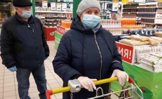 С 1 мая в магазинах Ленобласти масочный режим
