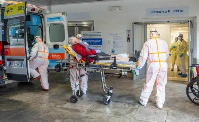 В Бельгии более 42,5 тыс зараженных коронавирусом