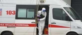 В Орше умер пациент с коронавирусом