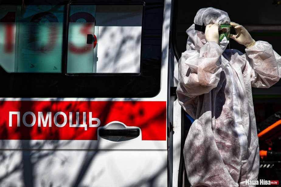 В Витебске отрапортовали о возвращении больницы к обычному режиму работы — теперь ее корпус вновь отдали под пневмонии