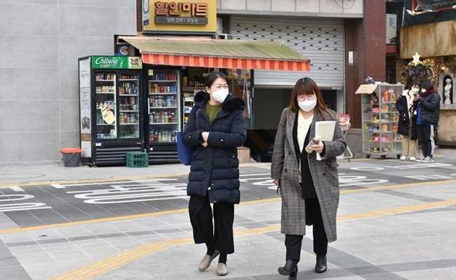 В Южной Корее 4 заражения коронавирусом за сутки