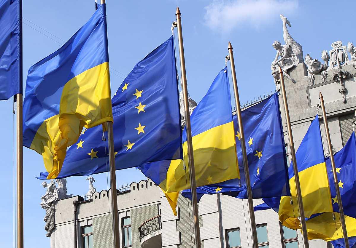 Евросоюз выделил Украине больше миллиарда евро на борьбу с коронавирусом