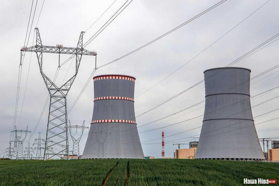 Росатом: Коронавирус обнаружили почти у 100 специалистов на площадке Белорусской АЭС