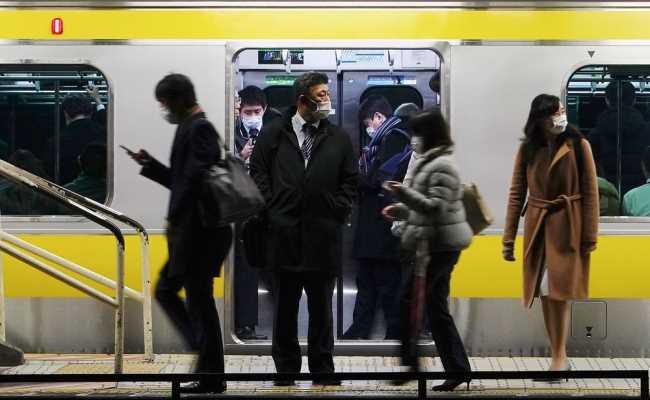В Японии 96 заражений коронавирусом за сутки
