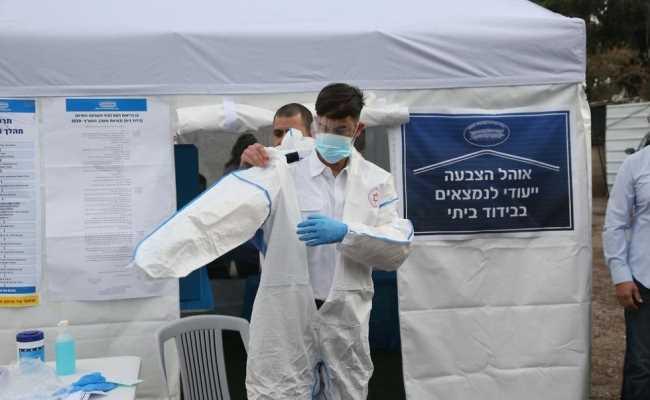 В Израиле стабильное снижение заболеваний коронавирусом