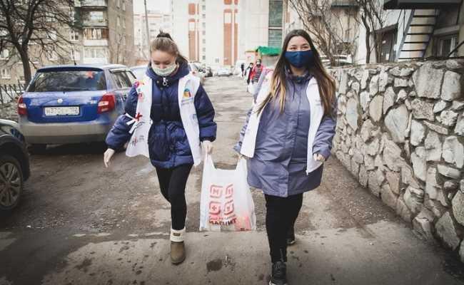 В РФ волонтерам будут платить ежемесячно за помощь во время пандемии