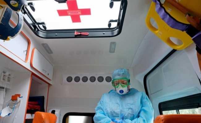В РФ 10699 заражений коронавирусом за сутки