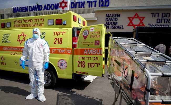 В Израиле более 16,3 тыс зараженных коронавирусом