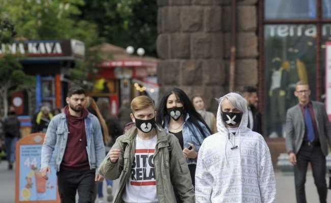 Украина прошла пик коронавируса
