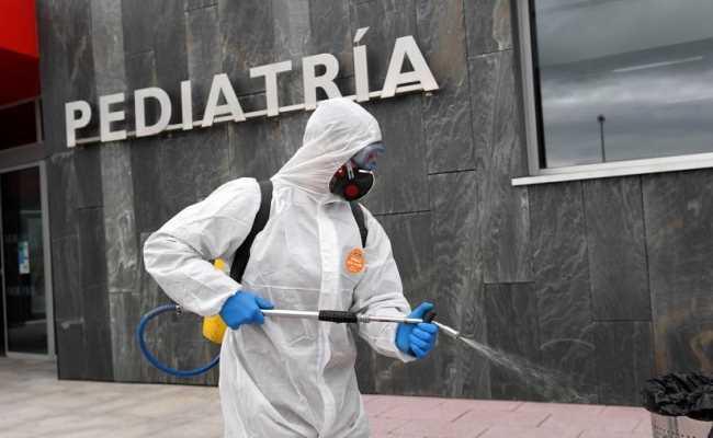 В Испании более тысячи зараженных коронавирусом за сутки