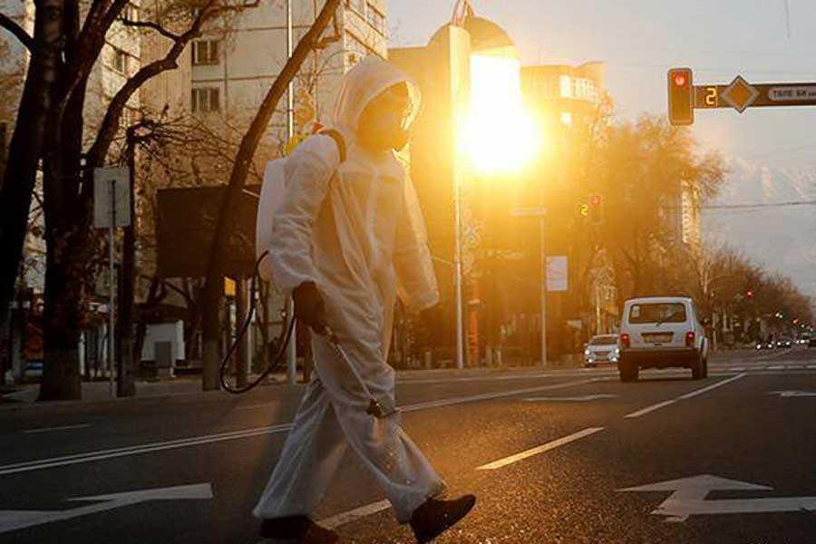 Солнечный свет убивает коронавирус за 15 минут