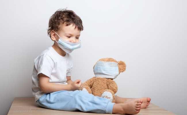 Коронавирус смертельно опасен для детей