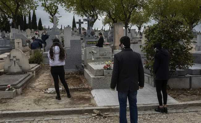 В Испании более 27 тыс умерших от коронавируса
