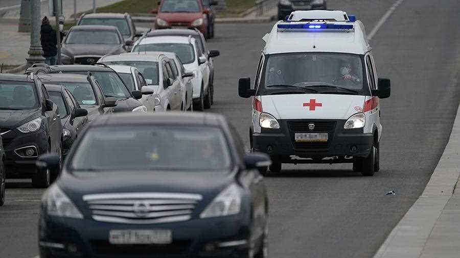 В России за сутки выявили 10 028 случаев заболевания COVID-19