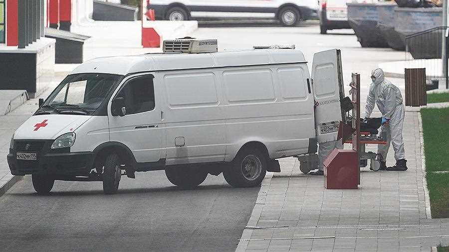 135 пациентов с коронавирусом скончались в России за сутки