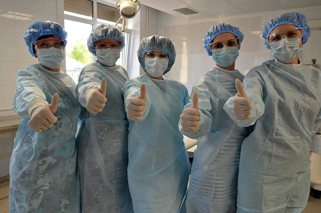 «Требуется 50 медсестер, 52 врача и 23 санитарки»