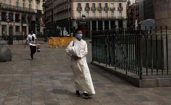 В Испании более 26,4 тыс зараженных коронавирусом