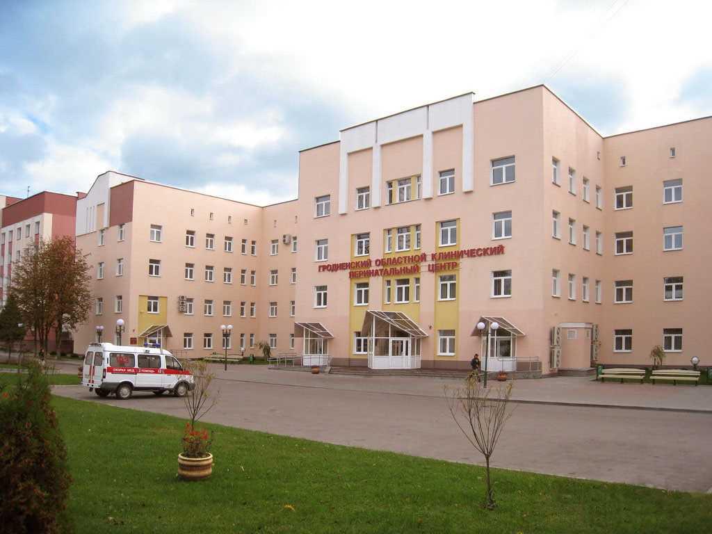 В Гродно роддомы перепрофилировали под зараженных COVID-19