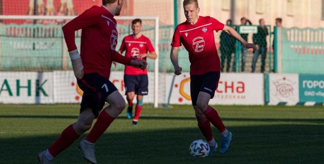 Из-за COVID-19 перенесли матч футбольного чемпионата Беларуси в высшей лиге