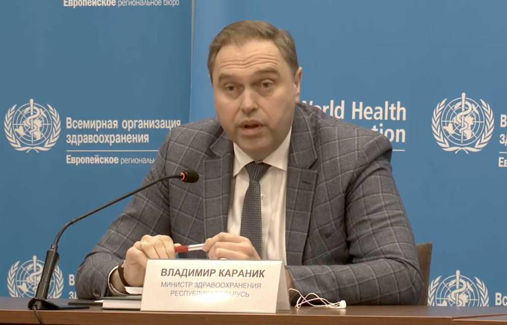 Министр здравоохранения подтвердил снижение заболеваемости в Минске и Витебске