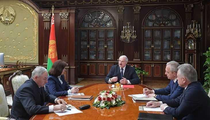 Лукашенко рассказал о «жесточайшем отпечатке истерии на людях»