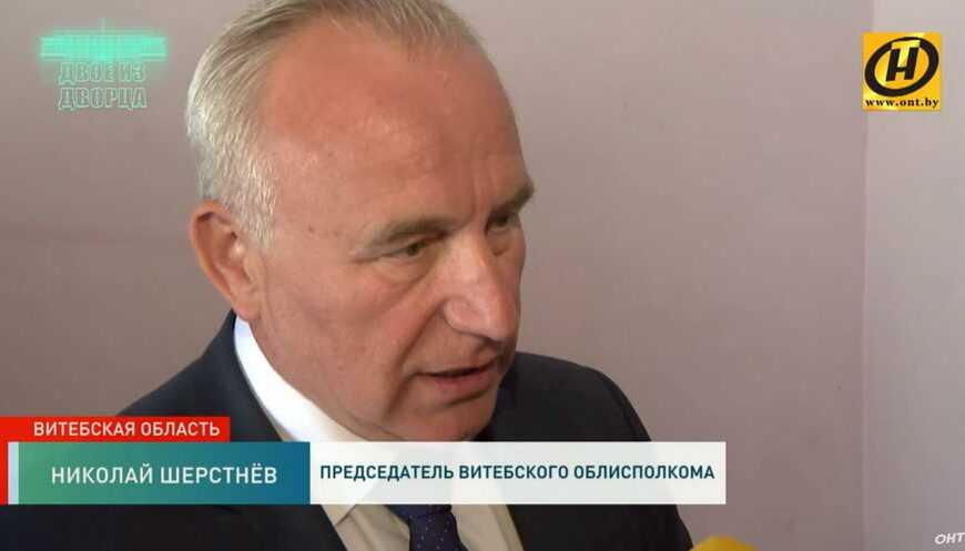 Председатель Витебского облисполкома заявил, что пик эпидемии пройден