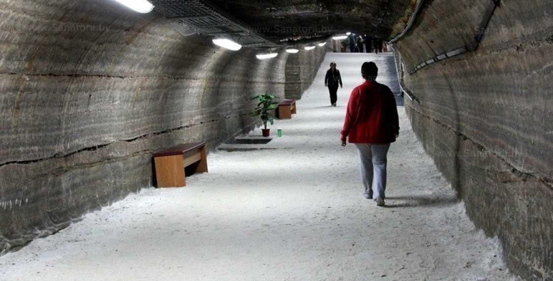 Пациентов после COVID-19 могут отправить на реабилитацию в шахту в Солигорск