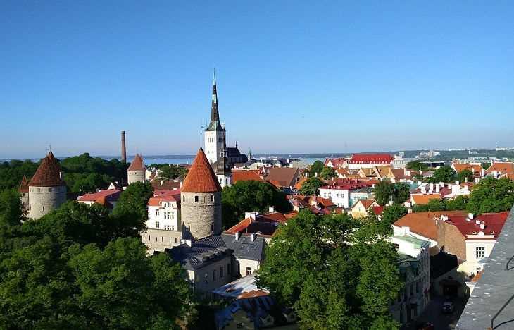 Эстония открывает границы с 1 июня для 16 стран. Беларуси среди них нет