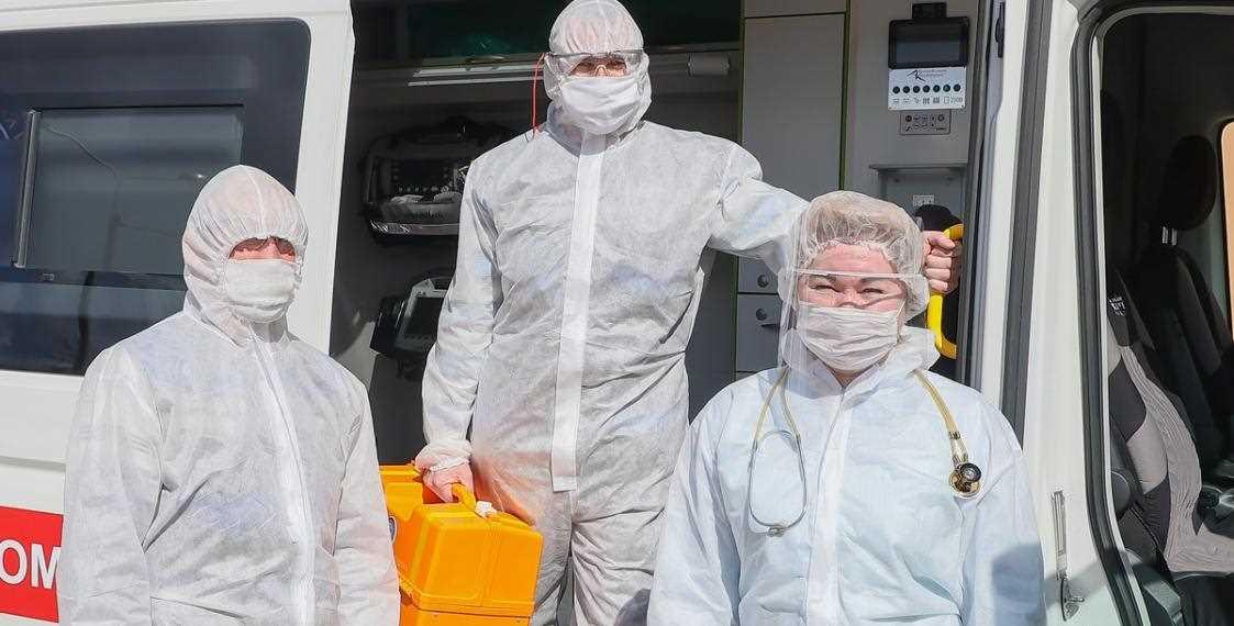 Коронавирус выявили у полутора тысяч медиков Витебской области