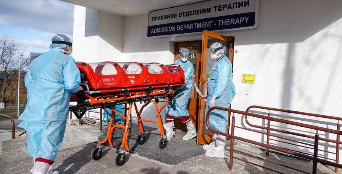 Эпидемиолог о COVID-19: в Беларуси пика не было, мы плавно вышли на плато