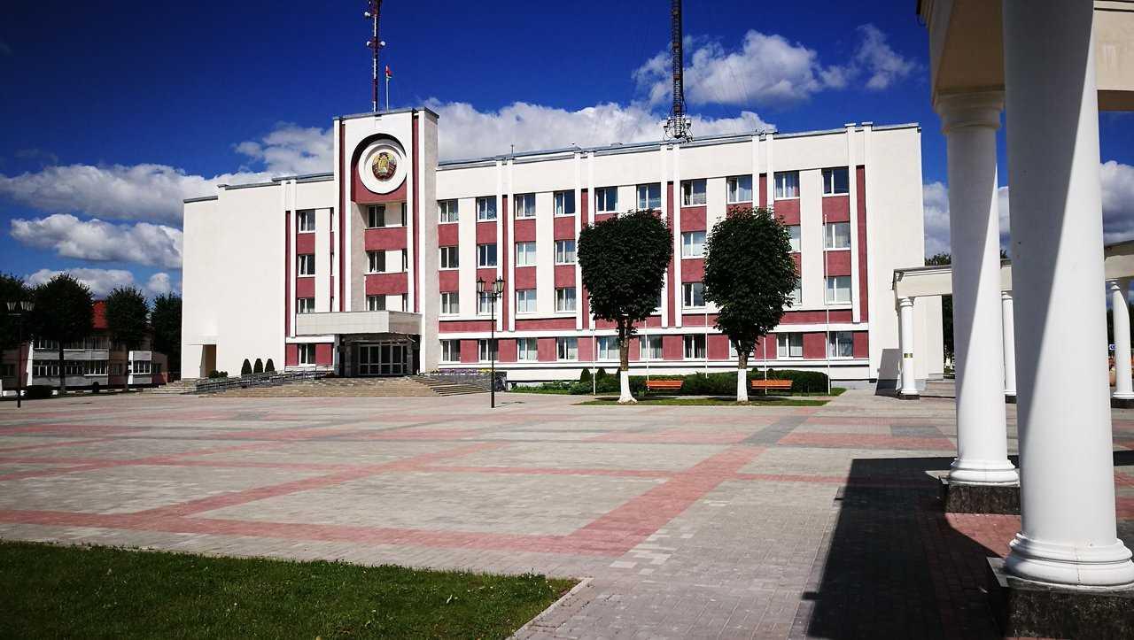Коронавирус обнаружен в Мстиславском райисполкоме